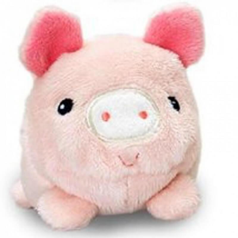 Peluche cochon bobballs keel toys