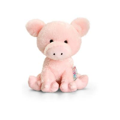 Peluche cochon Pippins Keel Toys