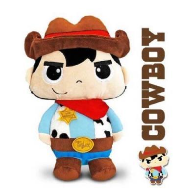 Peluche cowboy toybox keeltoys