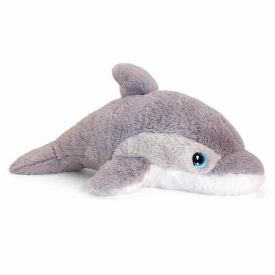Peluche dauphin keeleco eco responsable