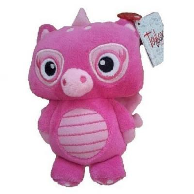 Peluche dragon rose Toybox