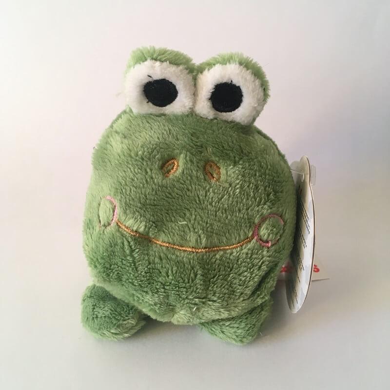 Peluche grenouille booballs keel toys