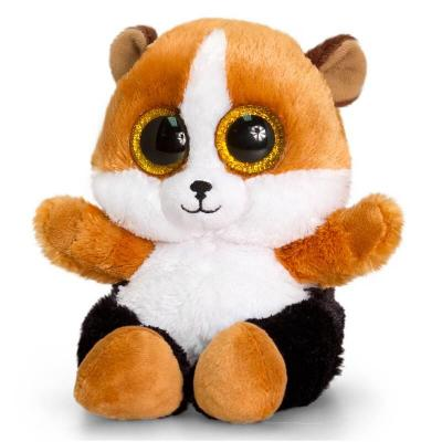 Peluche hamster aux gros yeux Keel Toys