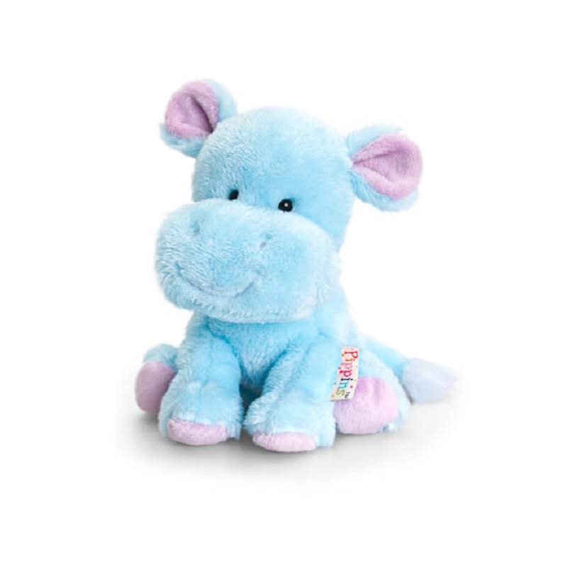 Peluche hippopotame pippins keel toys