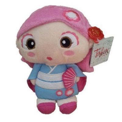 Peluche kimono toybox keeltoys