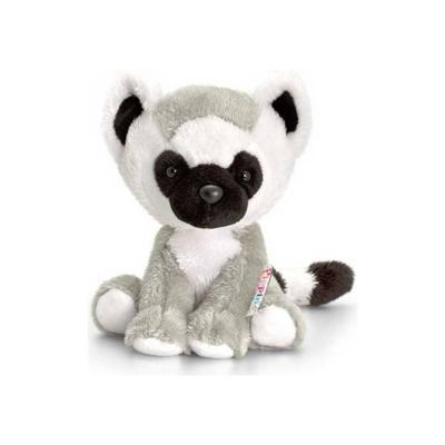 Peluche lemurien pippins keel toys toute douce