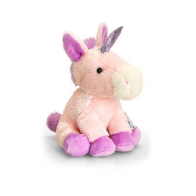Peluche licorne Pippins Keel Toys
