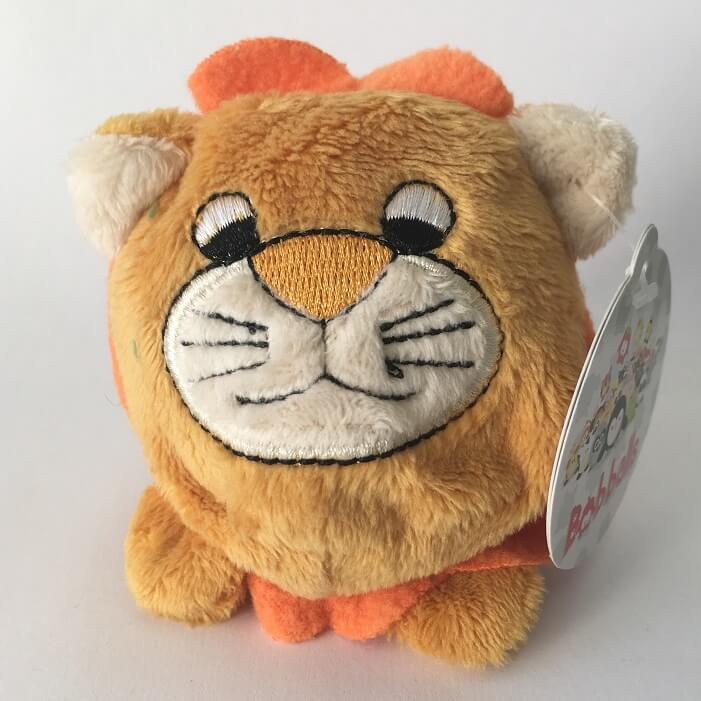 Peluche lion bobballs keel toys