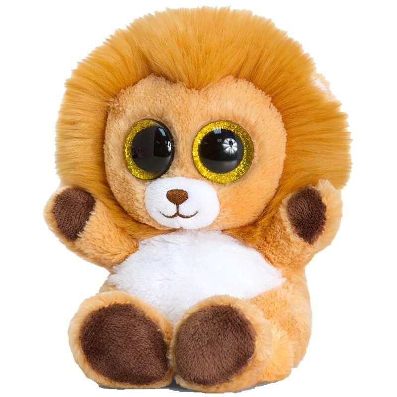 Peluche lion maxi animotsu wild keel toys