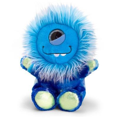 Peluche monster motsu bleue kell toys