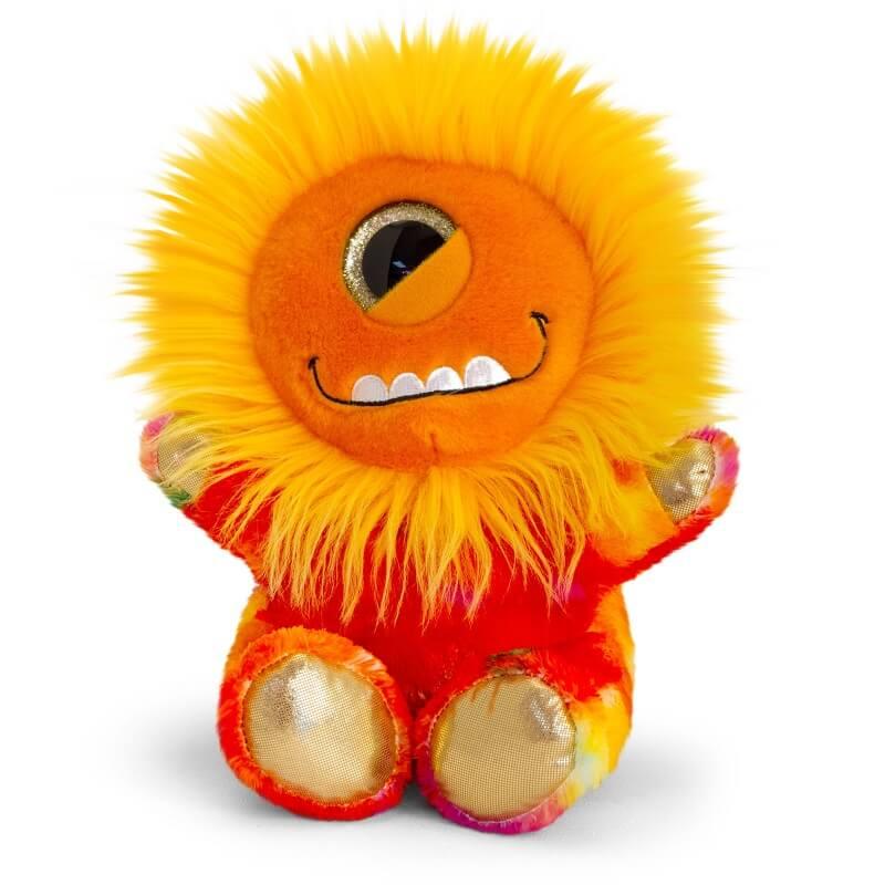 Peluche monster motsu orange kell toys