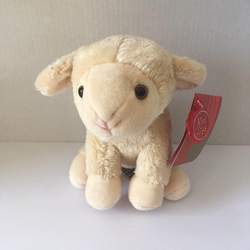 Peluche mouton keel toys