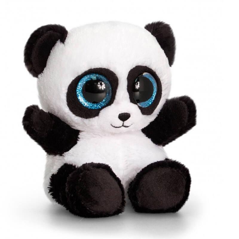 Peluche panda maxi animotsu wild keel toys