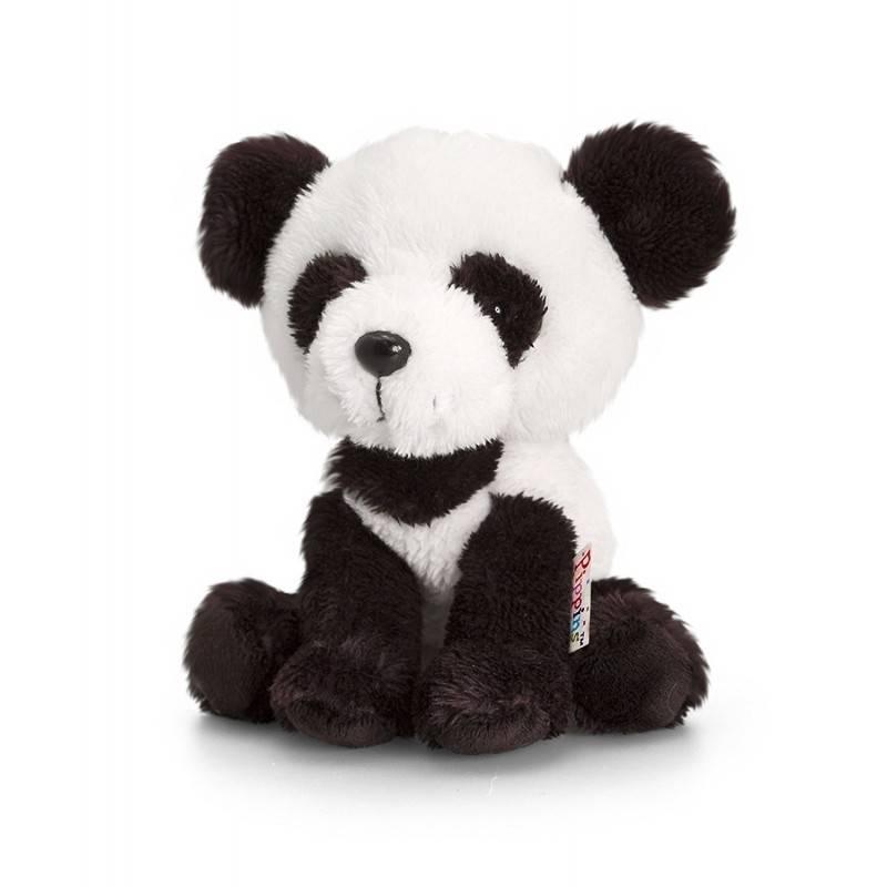 Peluche panda pippins keel toys