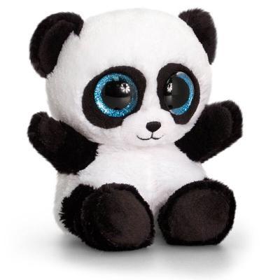 Peluche panda toute douce aux gros yeux keel toys