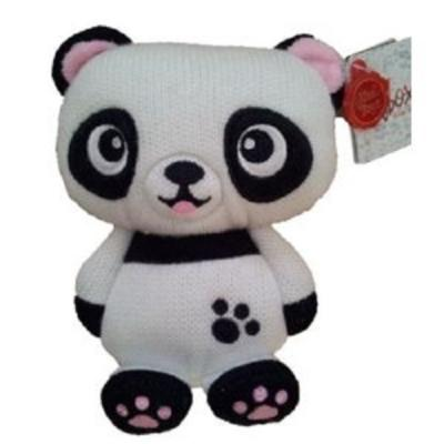 Peluche panda toy box