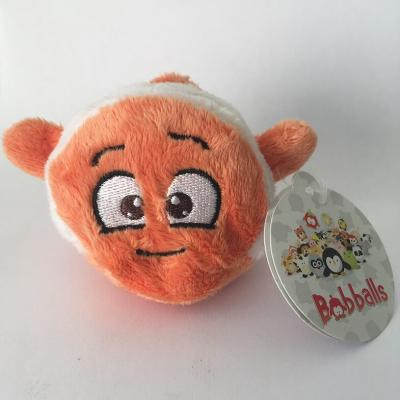 Peluche poisson Bobballs Keel Toys