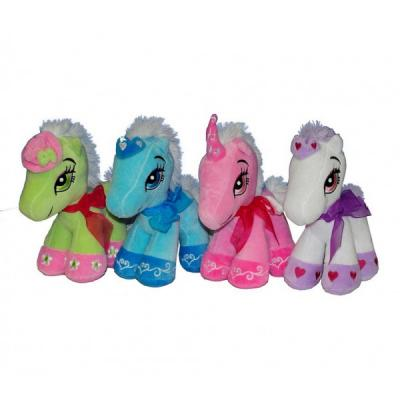 Peluche petit poney ou licorne