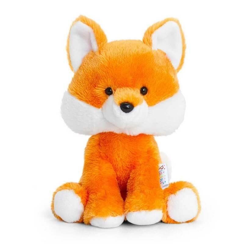 Peluche renard pippins keel toys