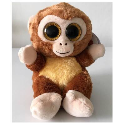 Peluche singe Keel Toys toute douce