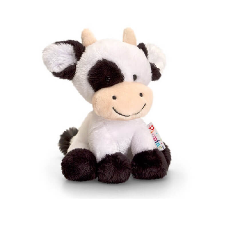 Peluche vache pippins keel toys