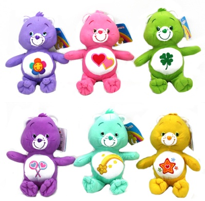 Peluches care bears
