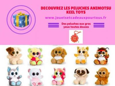 Peluches kell toys