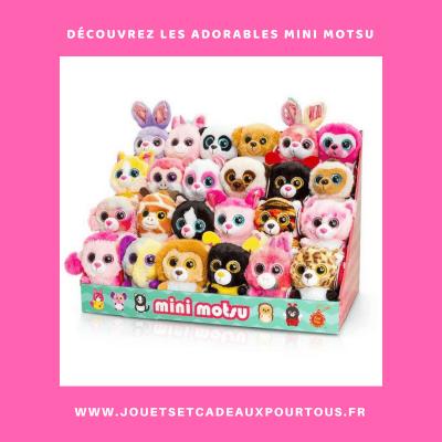 Peluches mini motsu keel toys animaux
