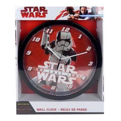 Pendule murale Star Wars Disney