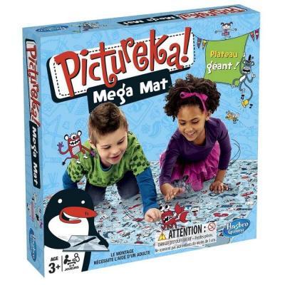 Jeu de société Pictureka Mega Mat Hasbro à partir de 3 ans