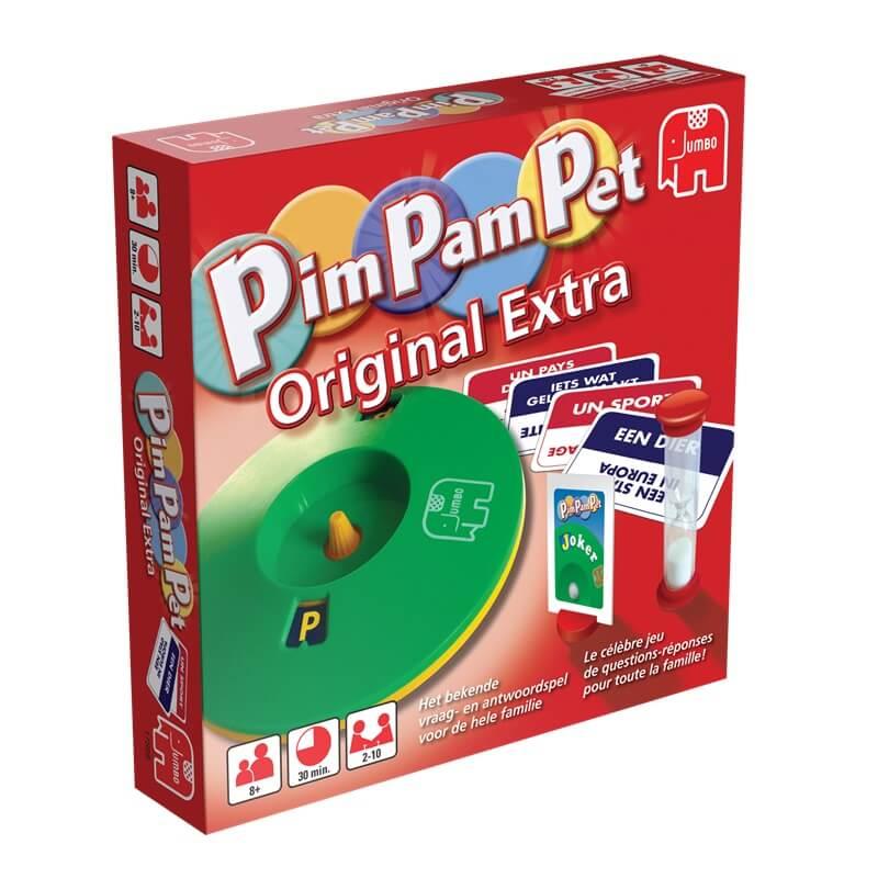Pim pam pet original extra le celebre jeu de societe