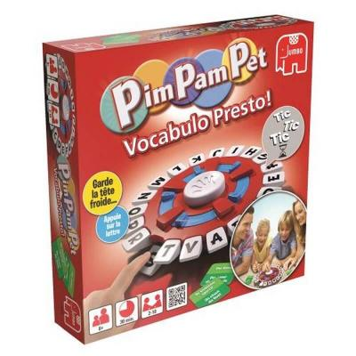 Pim Pam Pet version Vocabulo Presto