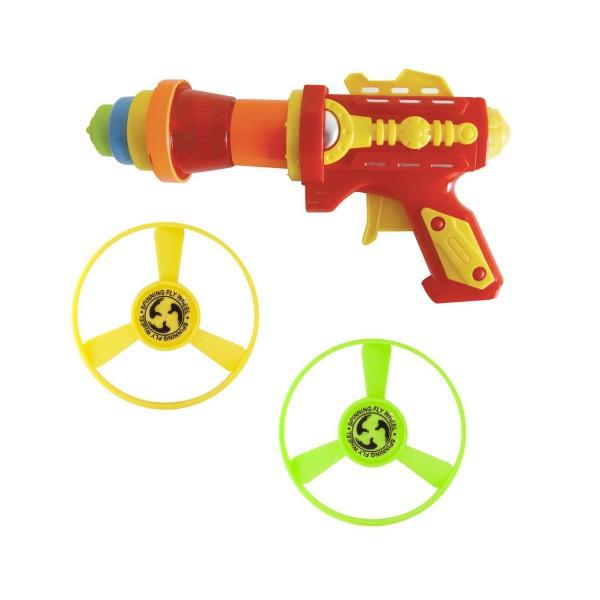 Pistolet lanceur helices 1