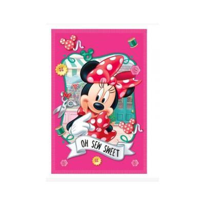 Plaid Minnie - Idée cadeau enfant