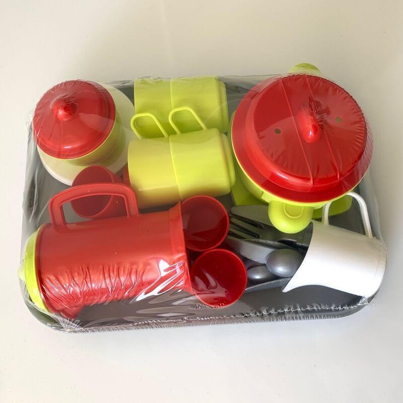 Plateau dinette abrick fabrique en france jouet enfant des 18 mois