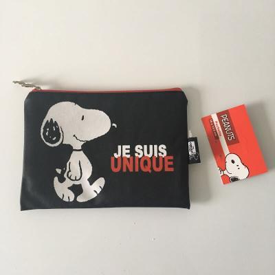 Pochette Snoopy  - Je suis unique