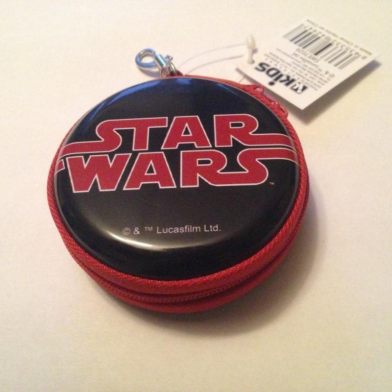 Porte monnaie star wars avec mousqueton 3