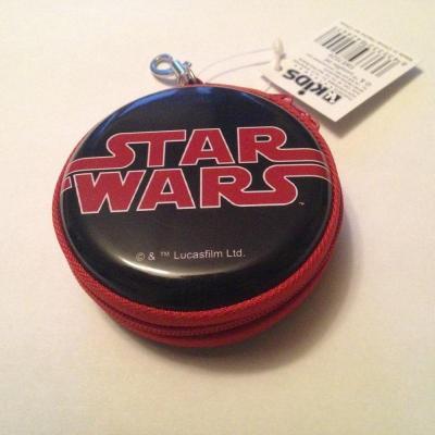Porte-monnaie Star Wars avec mousqueton
