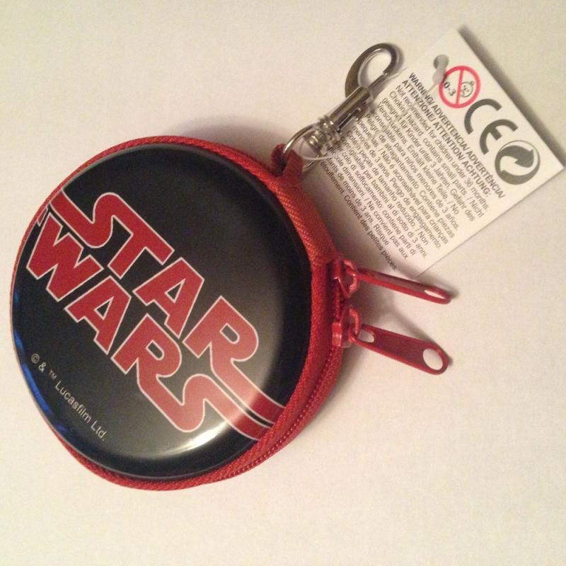 Porte monnaie star wars avec mousqueton 4