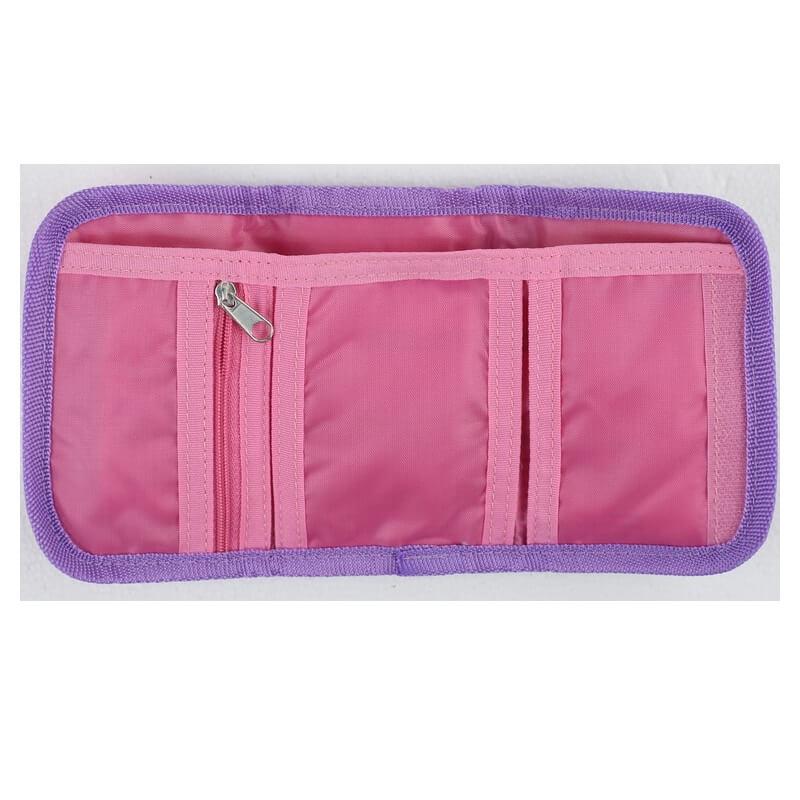Portefeuille disney princesses rose et violet 5991326000421
