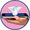 Princesse poussiere d etoiles playmobil hologramme