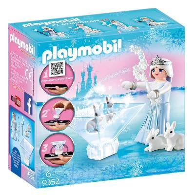Princesse poussière d'étoiles et les lapins Playmobil