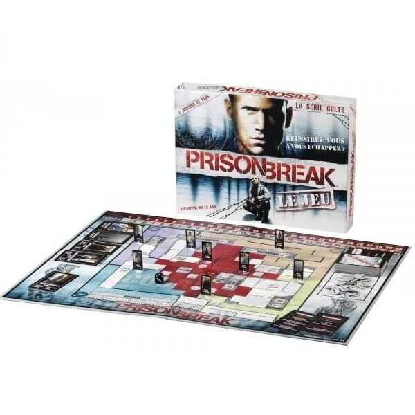 Prison break le jeu de societe ravensburger