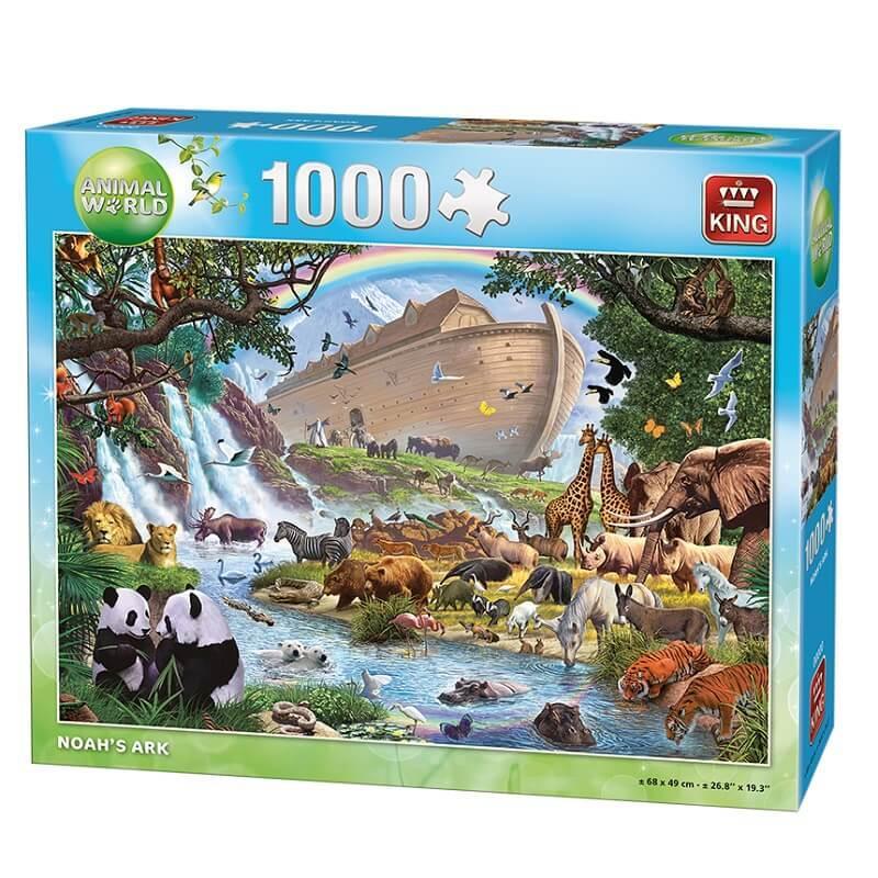 Puzzle arche de noe 1000 pieces