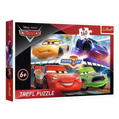 Puzzle Cars de 160 pièces Trefl