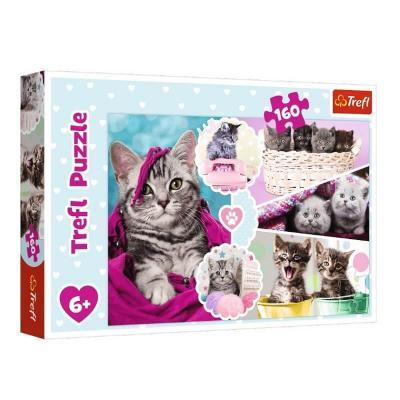 Puzzle chatons de 160 pièces Trefl