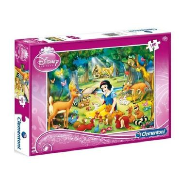 Puzzle Blanche Neige Disney de 100 pièces