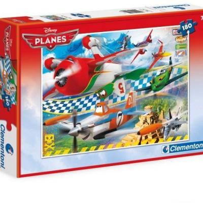 Puzzle Planes sous licence Disney de 180 piéces