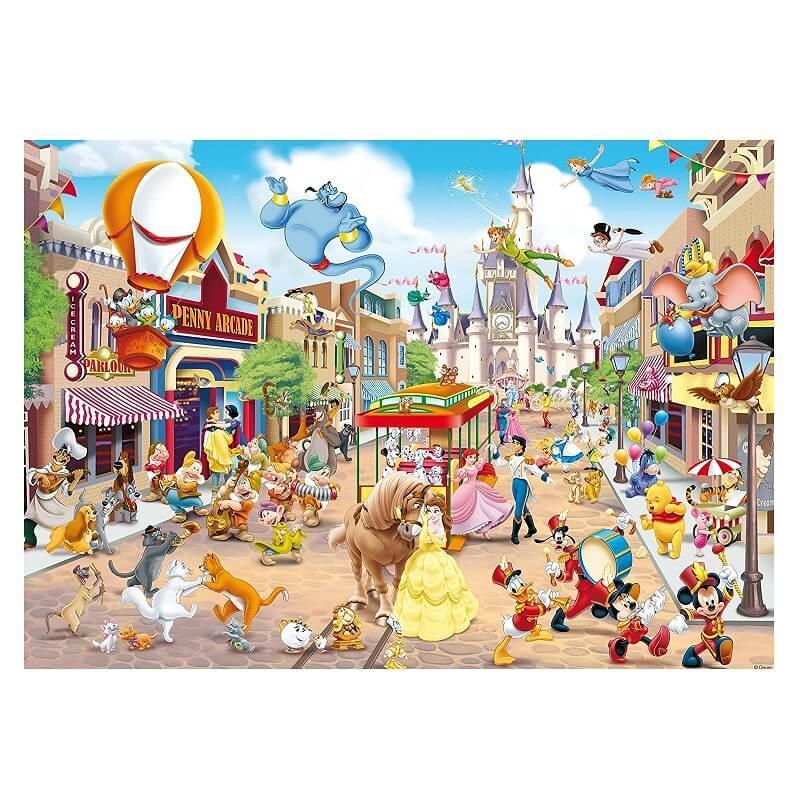 Puzzle disneyland 1000 pieces