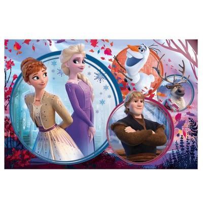 Puzzle la reine des neiges 2 160 pieces trefl